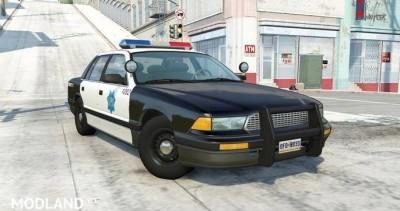 Gavril Grand Marshall San Francisco Police V 1.1 [0.11.0], 1 photo
